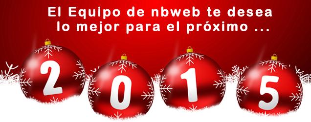 Os deseamos un feliz 2015
