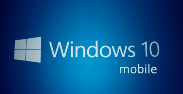 Logo Windows 10 Mobile